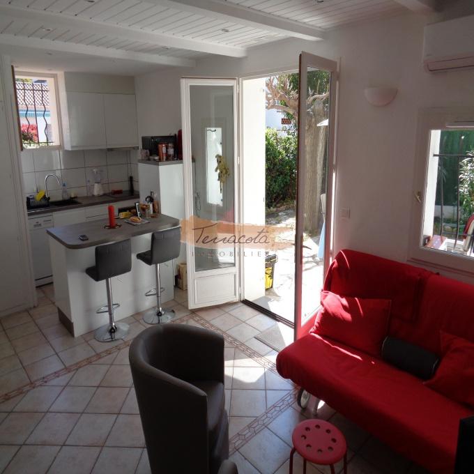 Location de vacances Rez de villa Saint-Raphaël (83700)