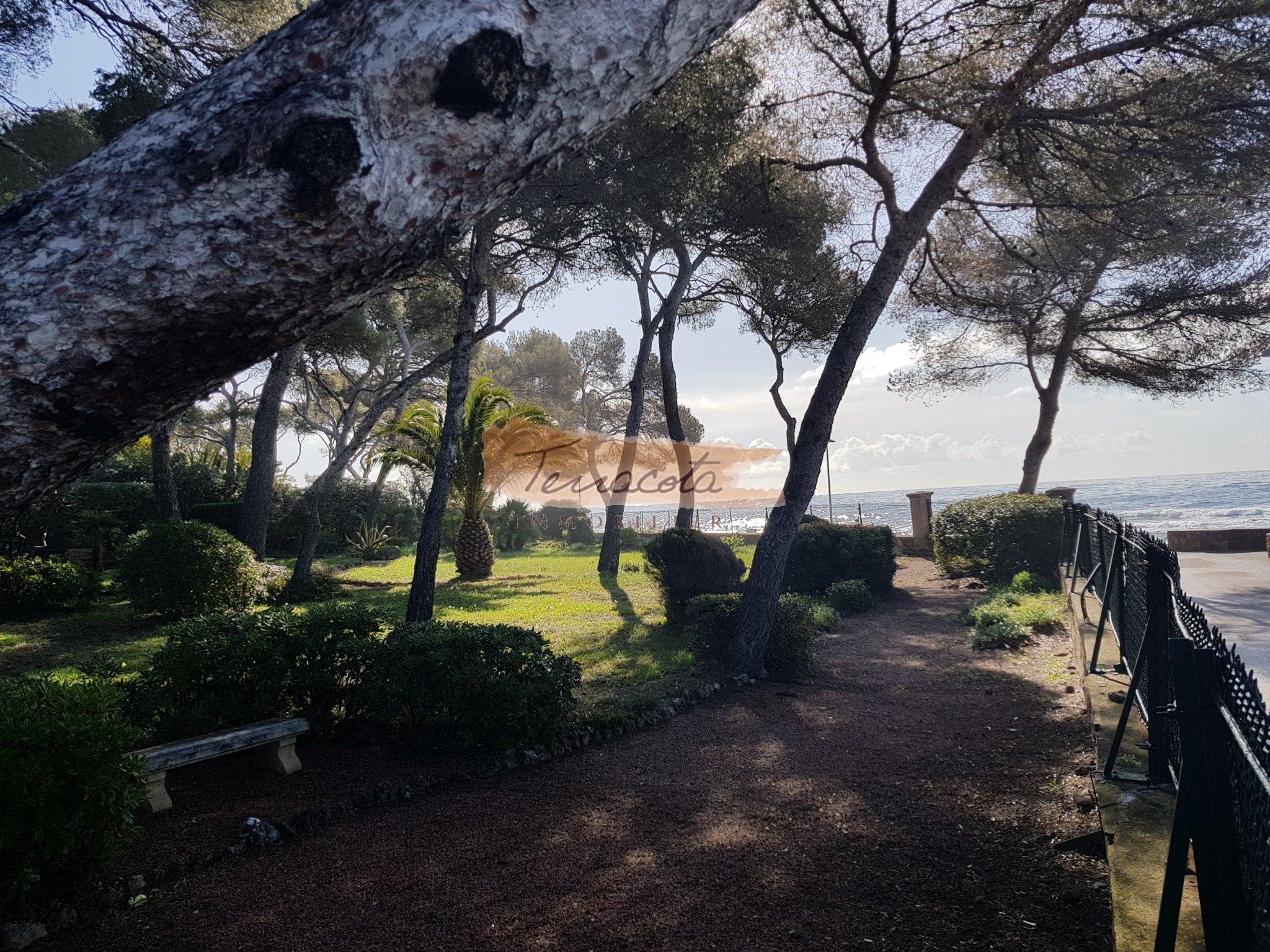 Promenade du bord de Mer de boulouris