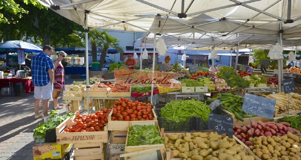marché de Boulouris
