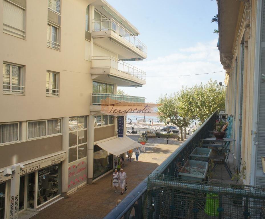 grand appartement centre ville proche plage commerces et animations,