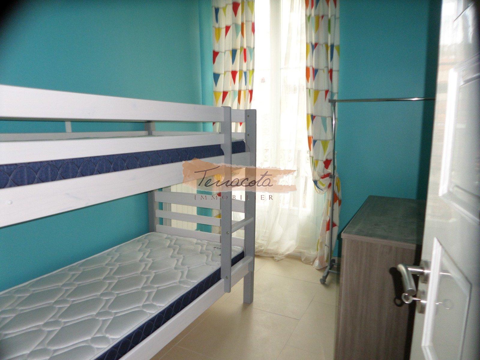 chambre deux lits superposés